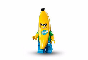 Lego Banana Guy Minifigure Costume de Banane Saguenay Saguenay-Lac-Saint-Jean image 1