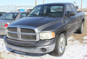 PARTING OUT 2002 RAM 1500 - BA1872