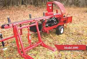 Blacks Creek Firewood Processors & Equipment - Sudbury