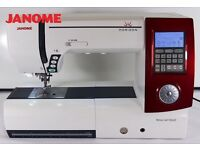 Janome Horizon MC7700 QCP sewing and quilting machine for sale