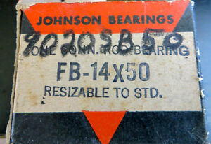 Early Ford Flathead V8 Rod Bearing London Ontario image 1