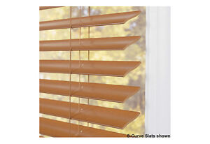 Brand new two faux wood blinds for the windows Regina Regina Area image 1