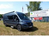 2018 SUNLIGHT CLIFF C640, CANOPY, SENSORS, TV, ALLOYS, £5,000 OFF, MOTORHOME, CA