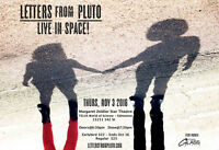 Letters from Pluto: Live in Space!