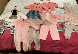 Girls 12-18months winter clothes