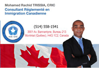 CONSULTANT EN IMMIGRATION CANADIENNE (514) 558-1541