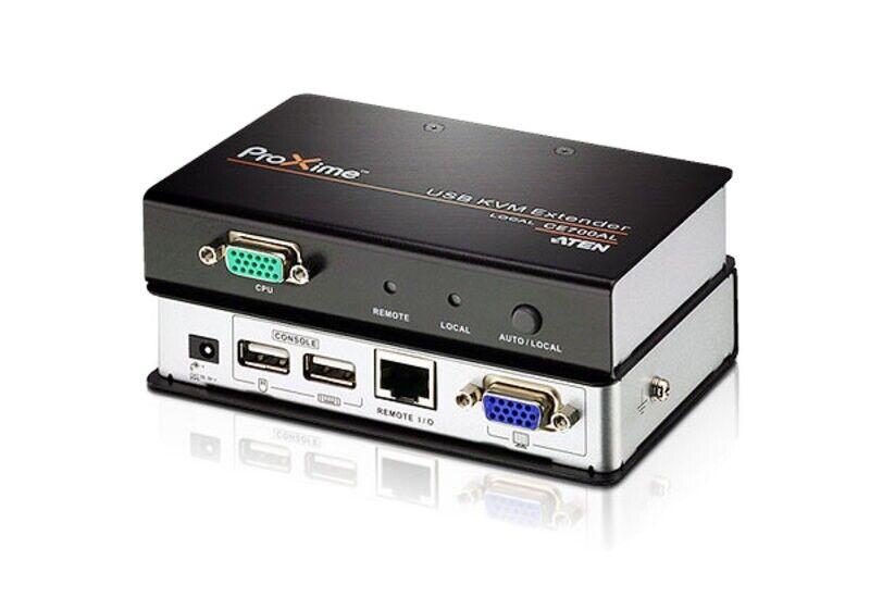 Aten Proxime CE700A USB KVM Extender.