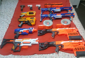 Nerf Toy Lot $200 or best offer