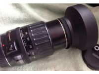 CANON EF USM 35-135mm ULTRASONIC ZOOM LENS