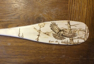Custom Wood Burning Art - Pyrography Belleville Belleville Area image 5