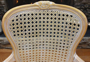 Beautiful Queen Anne Cane Back Chair Windsor Region Ontario image 4