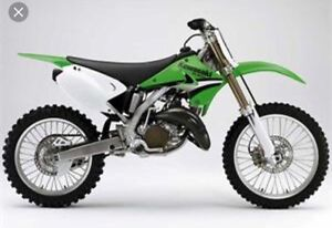 Looking for 125 2 stroke