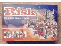 New Games/Models - Risk; Batman; Shaun the Sheep