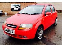 ★🎈FLASH SALE🎈★ 2004 DAEWOO KALOS 1.4 SX PETROL ★ MOT FEB 2017 ★ CHEAP RUN AROUND CAR ★KWIKI AUTOS★