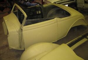 Ford 1936 Cabriolet Project