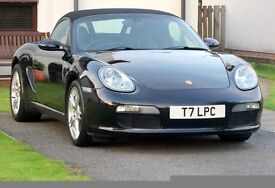 Stunning, Porsche boxster 987 for sale (Late 2007)