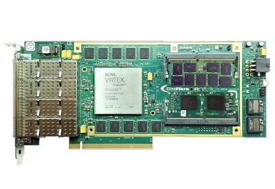 Bittware Xus-p3s Xilinx Ultrascale 34-length Pcie Fpga Board With Quad Qsfp Ddr