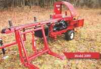 Blacks Creek Firewood Processing Equipment