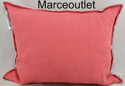 "Ralph Lauren Sophie Linen 15"" x 20"" Decorative Pillow Pink"
