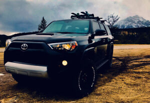 2017 4Runner TRD Off Road - rare find