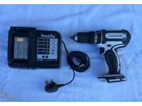 MAKITA 18 VOLT CORDLESS DRILL AND CHARGER FOR SALE