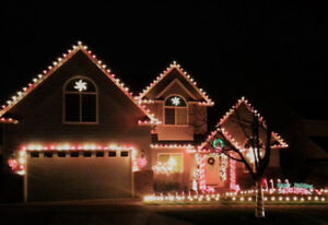 Christmas Light Installations! Book NOW and SAVE!!