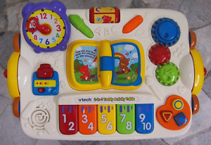 V-Tech 2 in 1 baby/toddler teddy  activity table