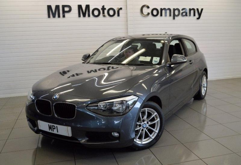2013/13-BMW 116 1.6 ( 136BHP ) SPORTS HATCH I SE 6SP 3DR NEWSHAPE HATCH