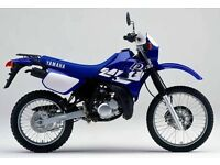 Wanted dt125 r ts125x mtx125 supermoto moped motorbike anything considered cash waitin