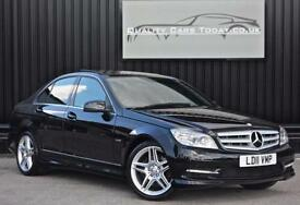 2011 Mercedes C Class C350 3.0 CDI BlueF CDI Diesel AMG Sport *Over £10k Options