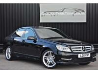 2011 Mercedes C Class C350 3.0 CDI BlueF CDI Diesel AMG Sport *Over £10k Options