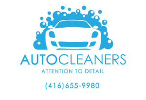 AUTOCLEANERS Car Detailing/Cleaning * SUMMER PROMO $99.99*
