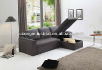 New Reversible Sofa Sectional with Storage (White Beige availabl