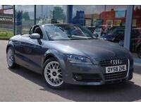 2008 AUDI TT 2.0T FSI S Tronic Auto LEATHER, P ROOF and ALLOYS