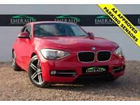 2012 12 BMW 1 SERIES 1.6 118I SPORT 5D 168 BHP