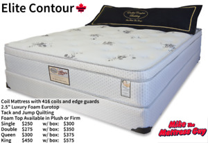 MIKE HAS WHAT YOU NEED FOR YOUR RV MATTRESS! GREAT PRICES!!!