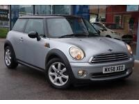 2008 MINI HATCHBACK 1.6 Cooper LEATHER and 16andquot; ALLOYS