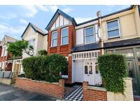Newly refurbished large garden flat