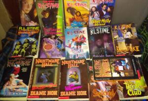 13 R.L. STINE BOOK 2 NIGHTMARE HALL