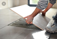 Experienced Tile Setter and Assistant