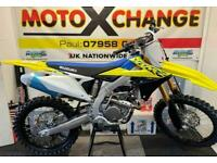 2022 SUZUKI RMZ 250...UNUSED...£6995...MOTO X CHANGE