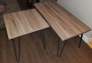Coffee Table & End Table set! GREAT DEAL!!