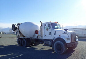 1988 KENWORTH W900 T/A Mixer Truck *** CALL ONLY ***