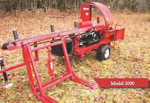 Blacks Creek Firewood Processors & Equipment - Kapuskasing