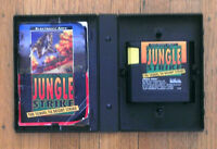 Sega Genesis games: Jungle Strike & Urban Strike
