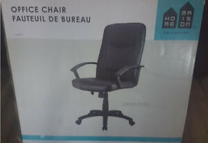 Office Chair (brand new in box) - Home Collection