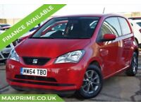 SEAT MII 1.0 I-TECH 3D 60BHP 1 OWNER FROM NEW + FULL SEAT DEALER SERVICE HISTORY
