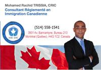 Consultant en immigration (514) 558-1541
