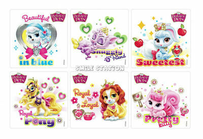 12 Disney Princess Palace Pets Stickers Birthday Party Goody Loot Bag Favor - Palace Pets Birthday Party