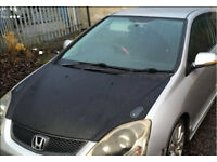 Reduced Price Honda Civic Modified Bonnet